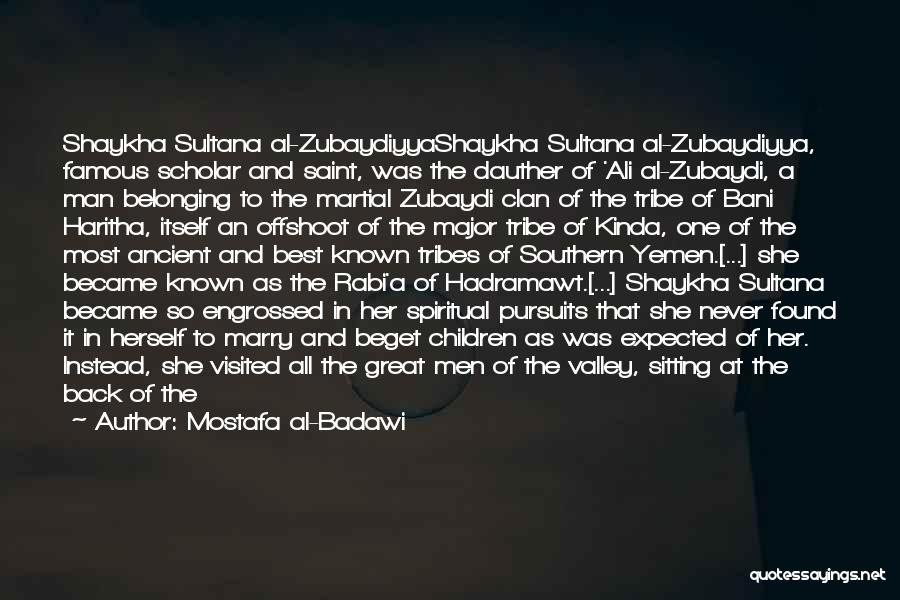 Greatly Blessed Quotes By Mostafa Al-Badawi