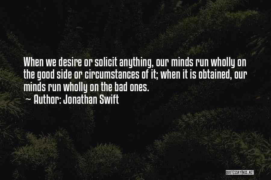 Greed Is Good Quotes By Jonathan Swift