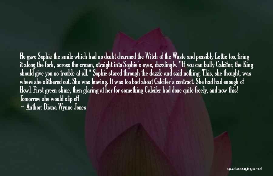 Green Slip Quotes By Diana Wynne Jones