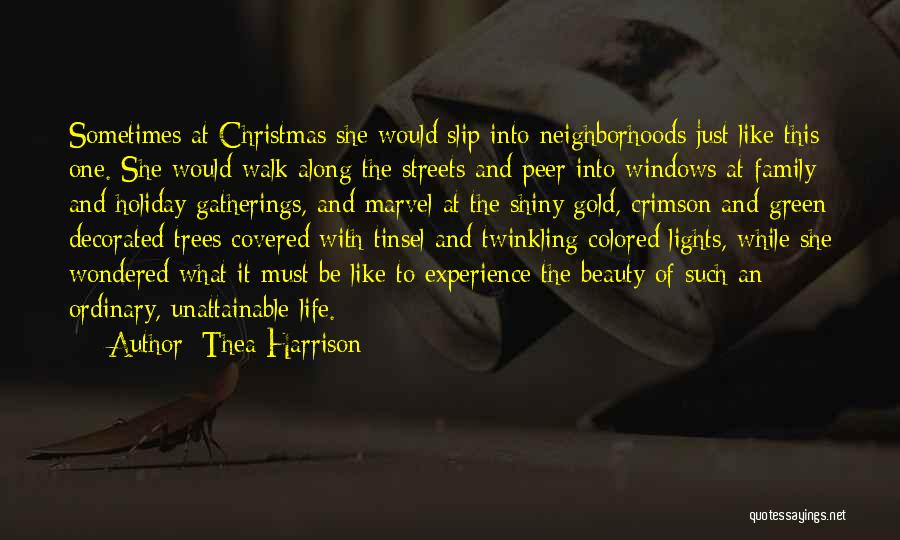 Green Slip Quotes By Thea Harrison