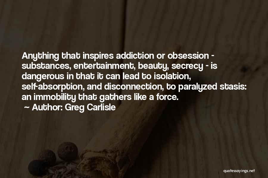 Greg Carlisle Quotes 2077201