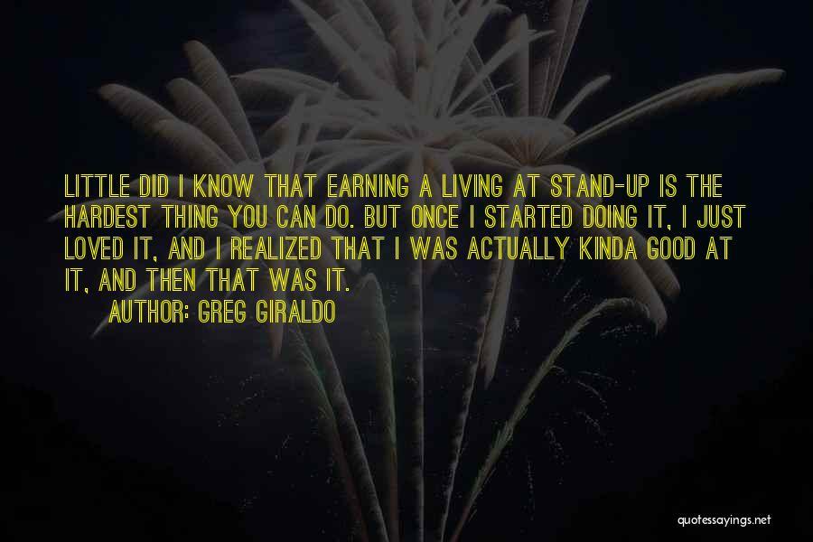 Greg Giraldo Quotes 1315627