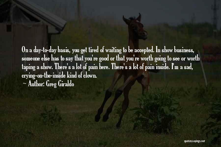 Greg Giraldo Quotes 1418488