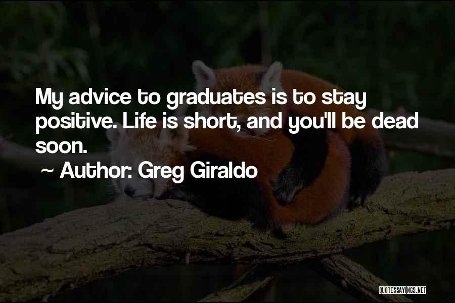 Greg Giraldo Quotes 1449836