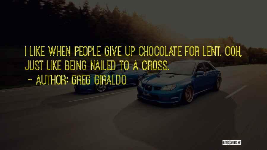 Greg Giraldo Quotes 1460605