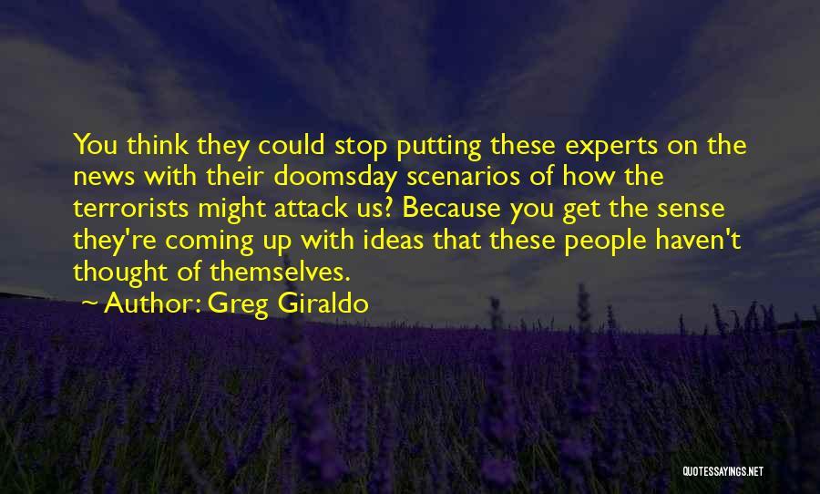 Greg Giraldo Quotes 169581