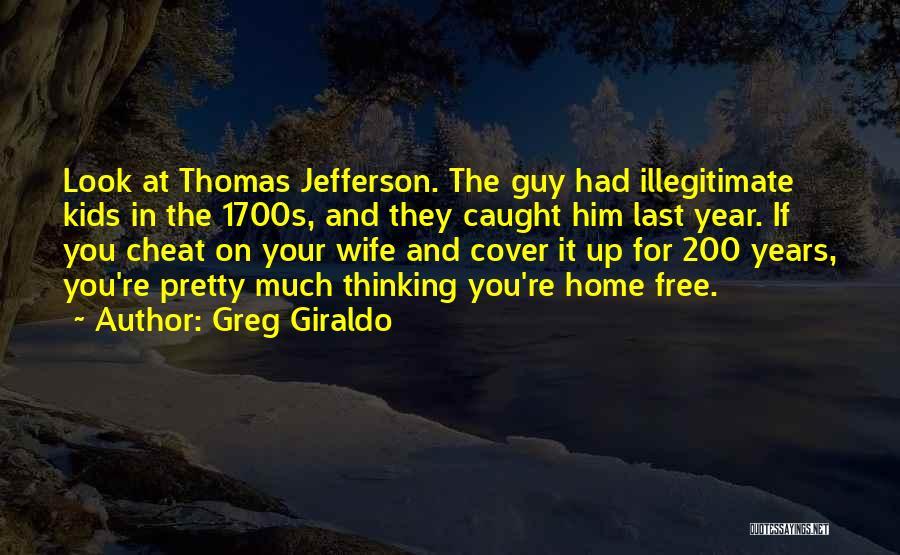 Greg Giraldo Quotes 172813