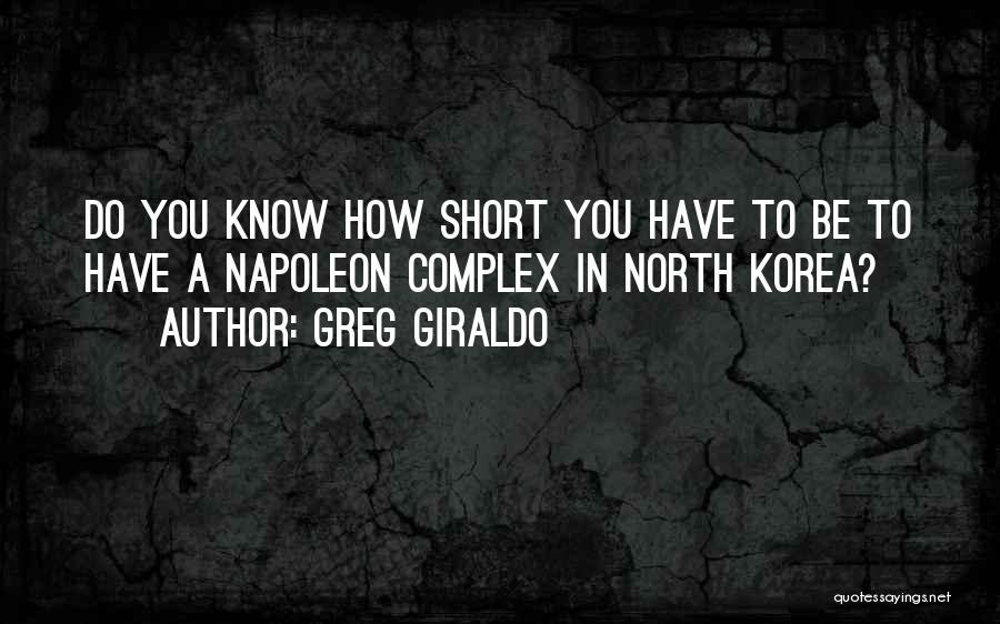 Greg Giraldo Quotes 2051528