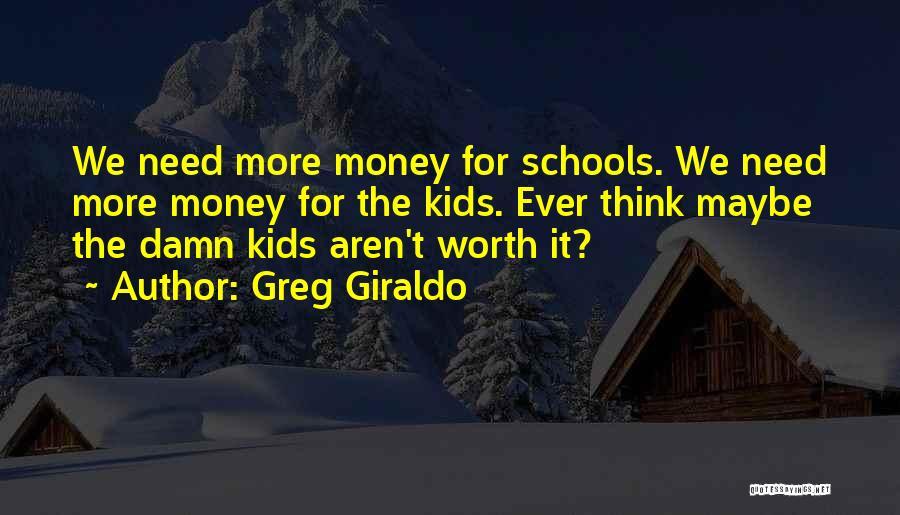 Greg Giraldo Quotes 2066485