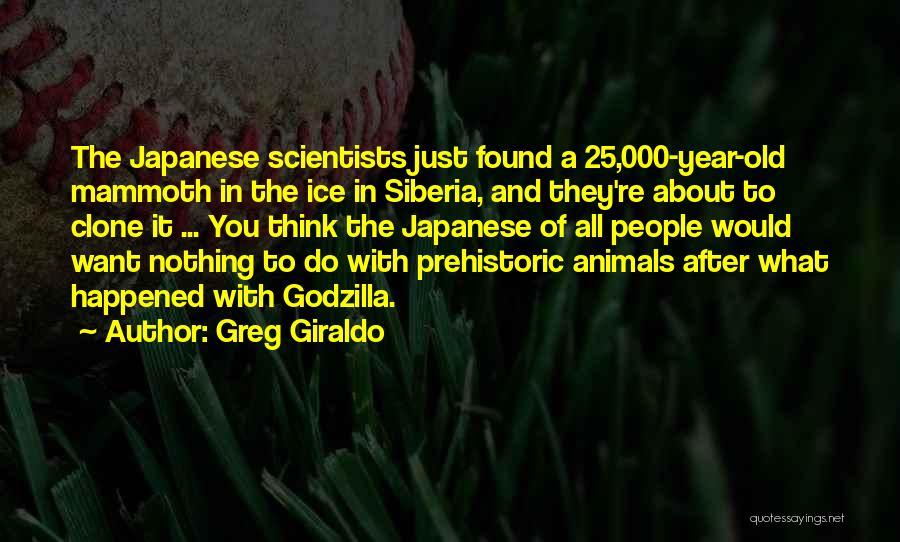 Greg Giraldo Quotes 2097173
