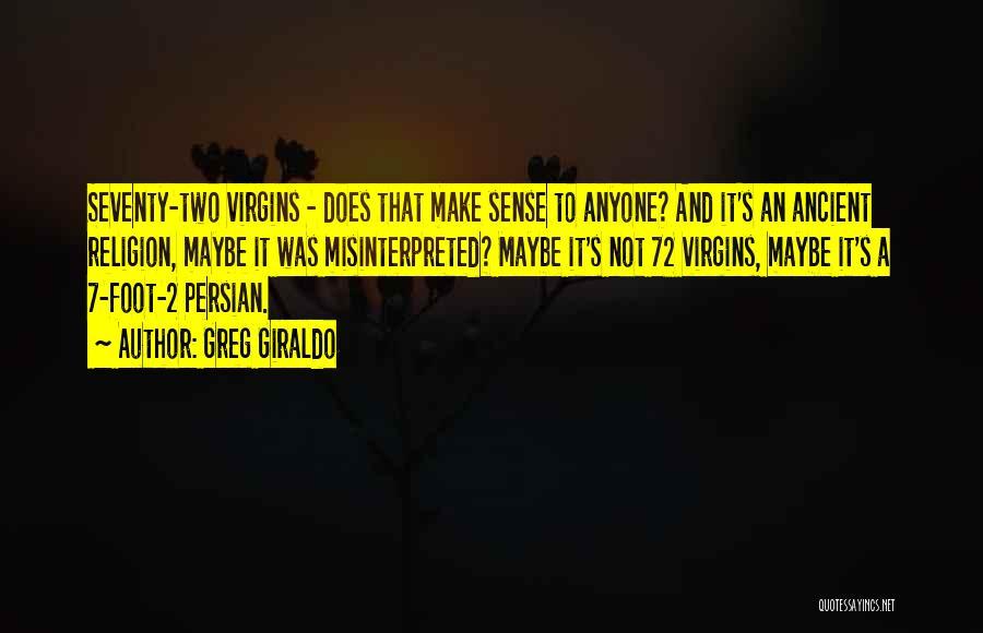 Greg Giraldo Quotes 2210687