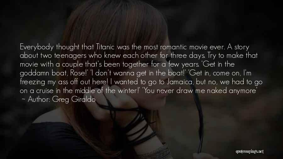 Greg Giraldo Quotes 310772