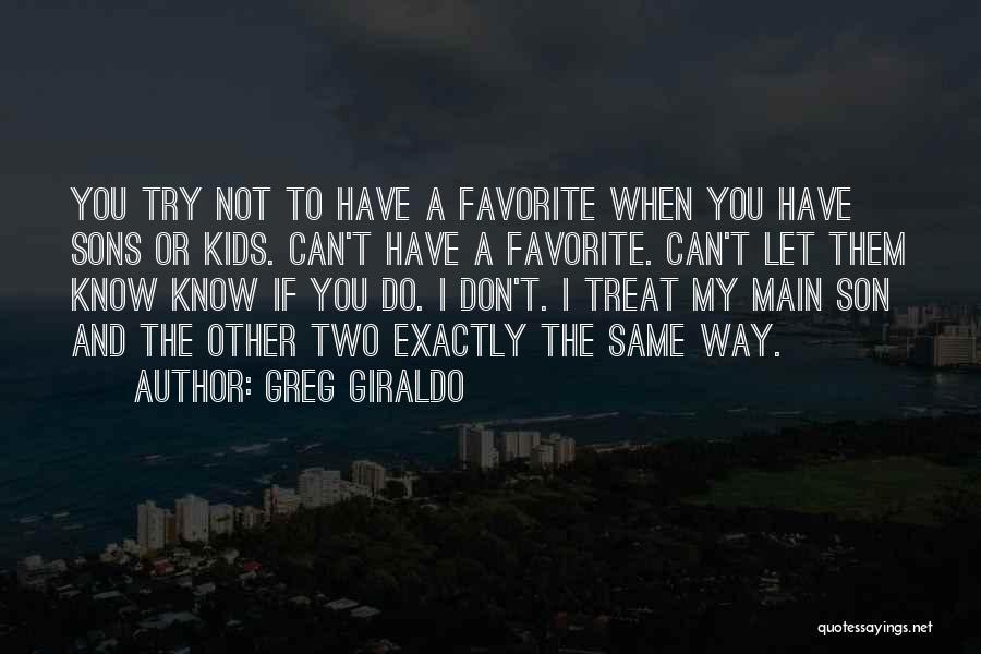 Greg Giraldo Quotes 322088
