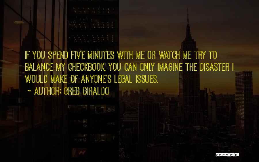 Greg Giraldo Quotes 543239