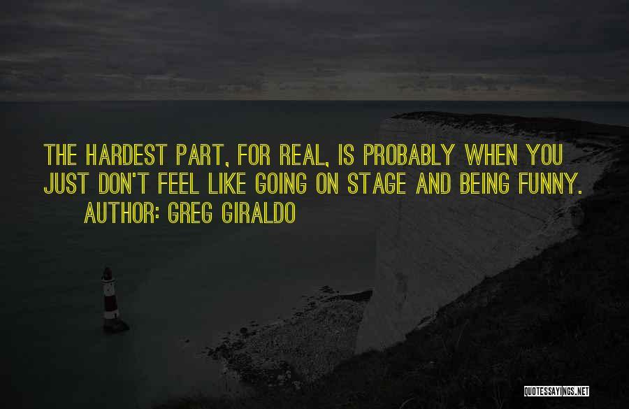 Greg Giraldo Quotes 556519
