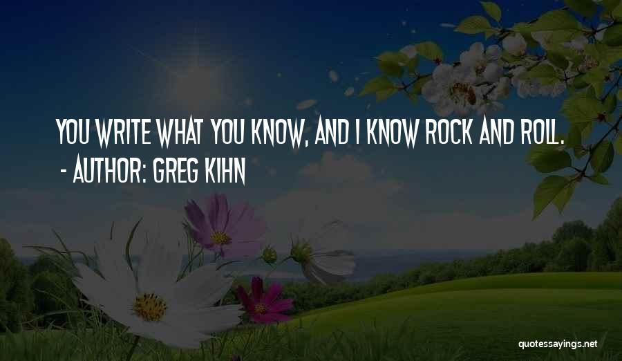 Greg Kihn Quotes 767787