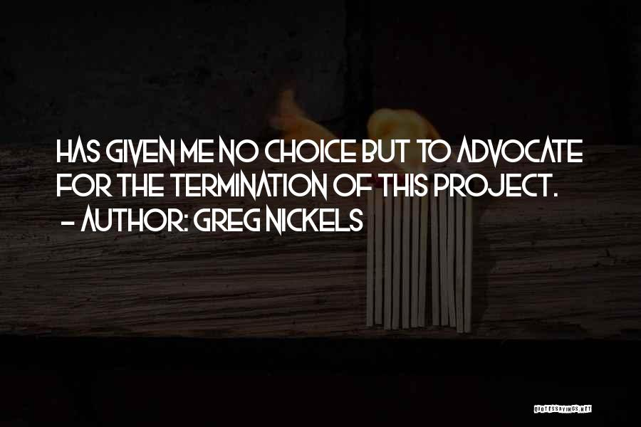Greg Nickels Quotes 2175128