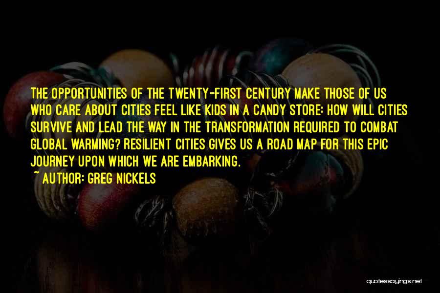 Greg Nickels Quotes 496089