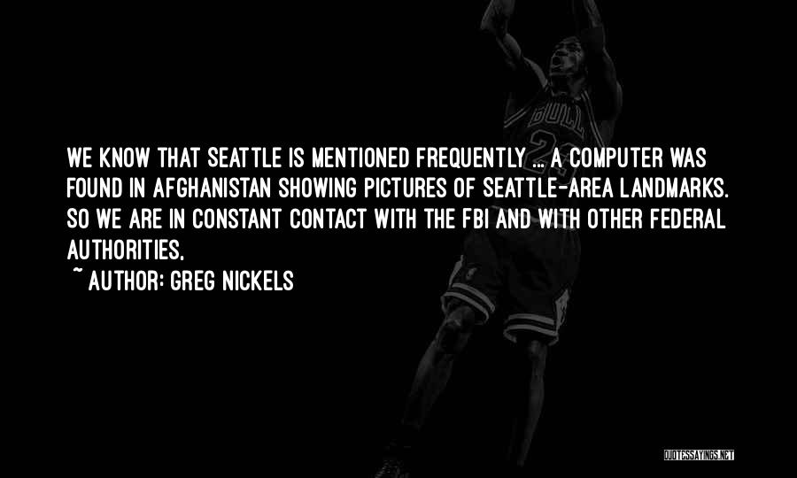 Greg Nickels Quotes 734932