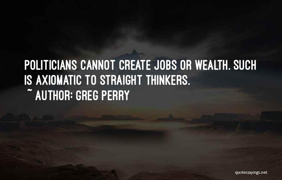 Greg Perry Quotes 2250165