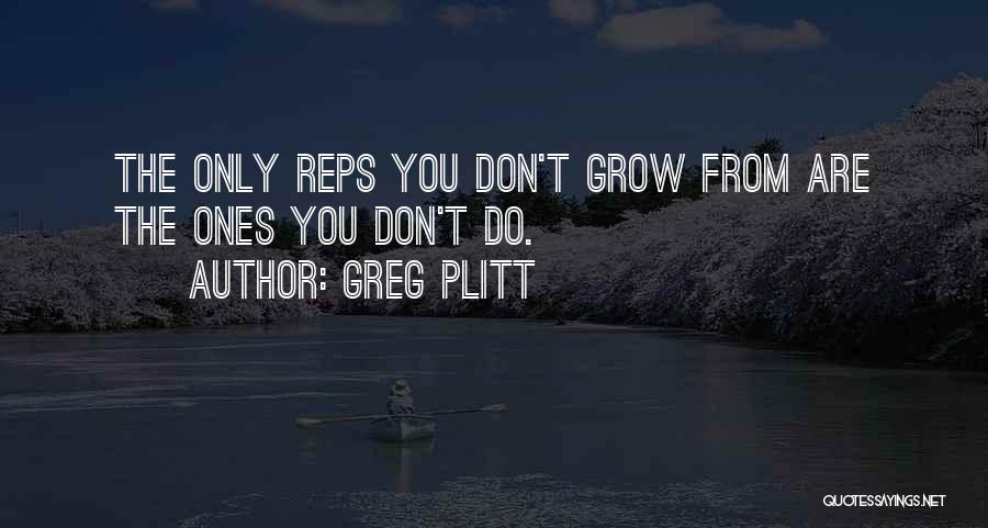 Greg Plitt Quotes 1165482