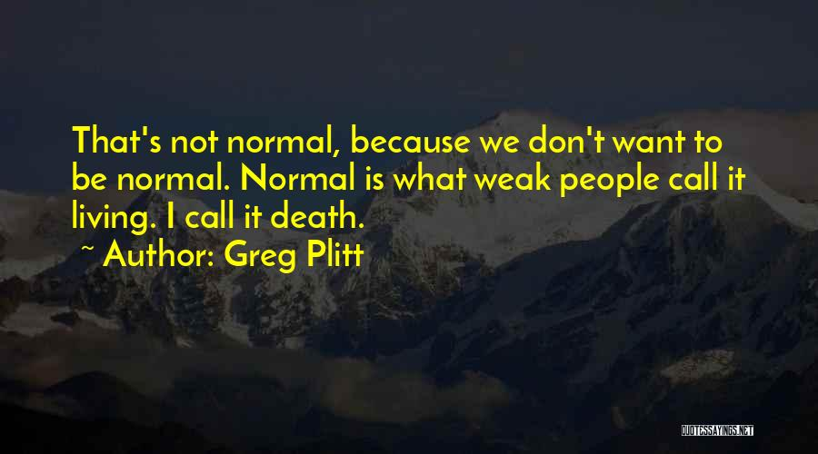 Greg Plitt Quotes 1822683