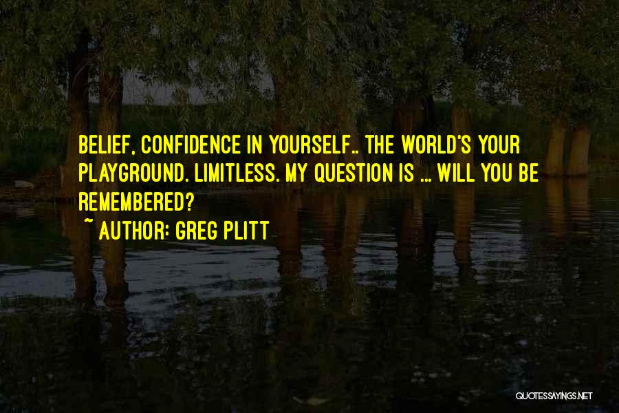 Greg Plitt Quotes 507353