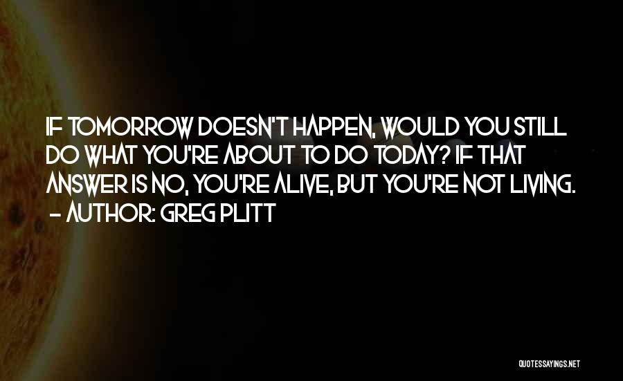 Greg Plitt Quotes 682114