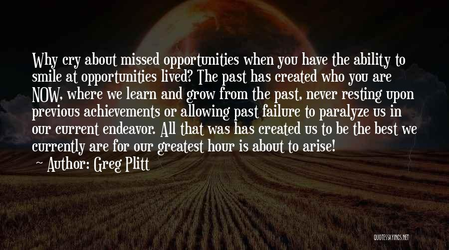 Greg Plitt Quotes 688644