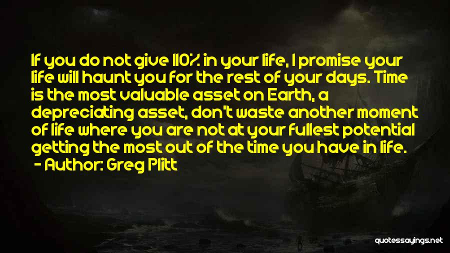 Greg Plitt Quotes 700231