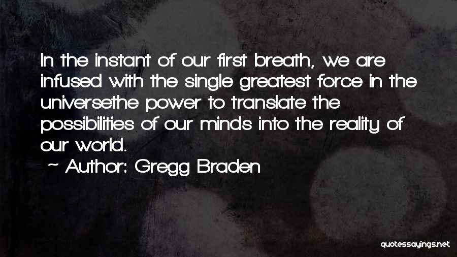 Gregg Braden Quotes 1224226