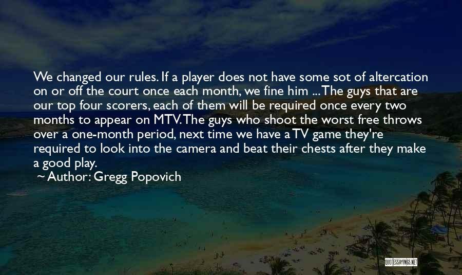 Gregg Popovich Quotes 107192