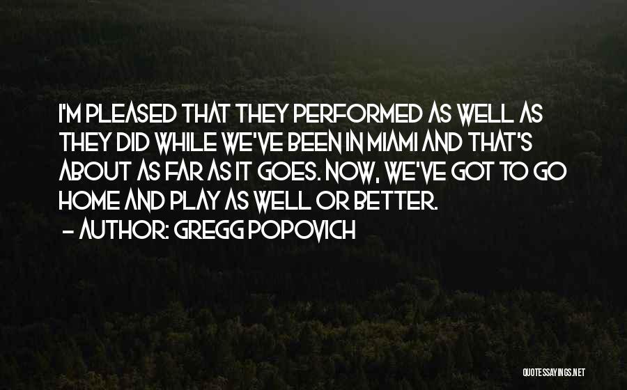 Gregg Popovich Quotes 548366