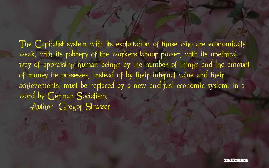 Gregor Strasser Quotes 1261692