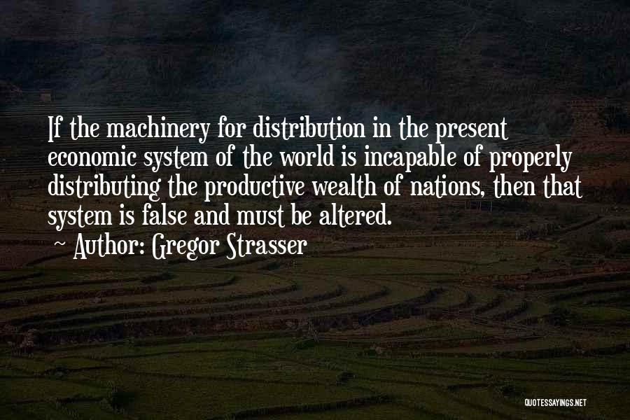 Gregor Strasser Quotes 1764457