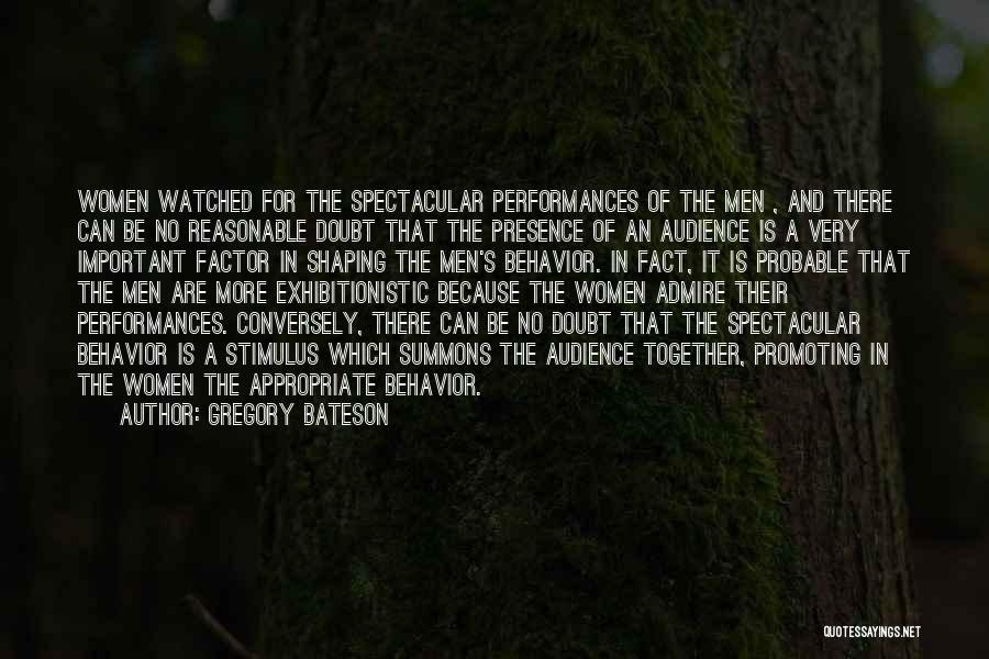 Gregory Bateson Quotes 1004223