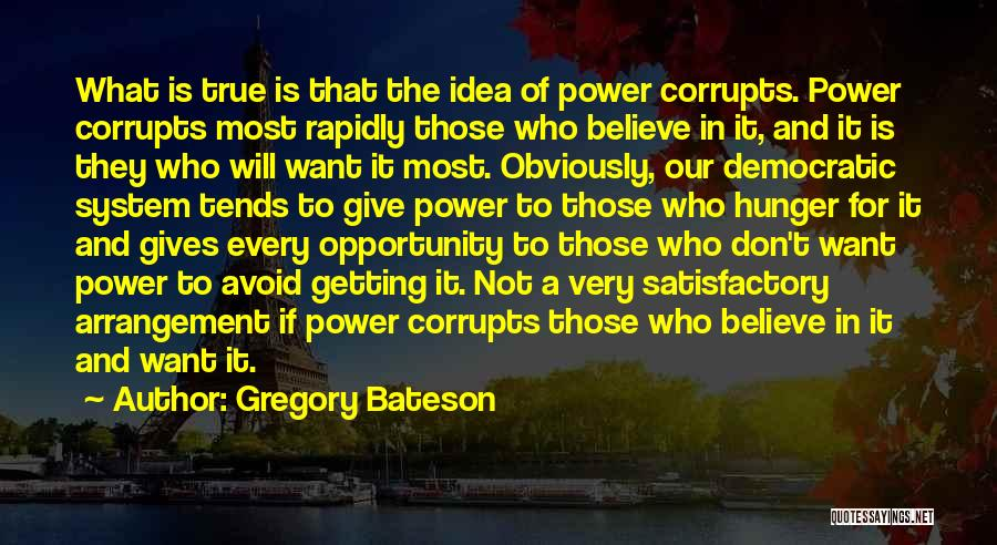 Gregory Bateson Quotes 1090568