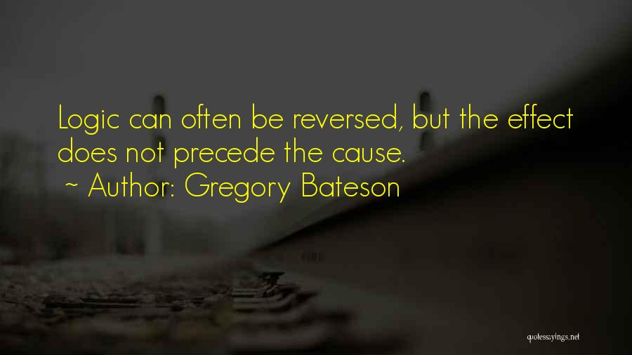 Gregory Bateson Quotes 128922