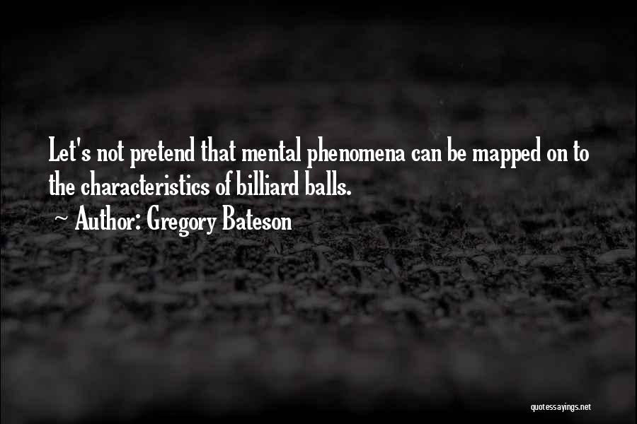 Gregory Bateson Quotes 1327429