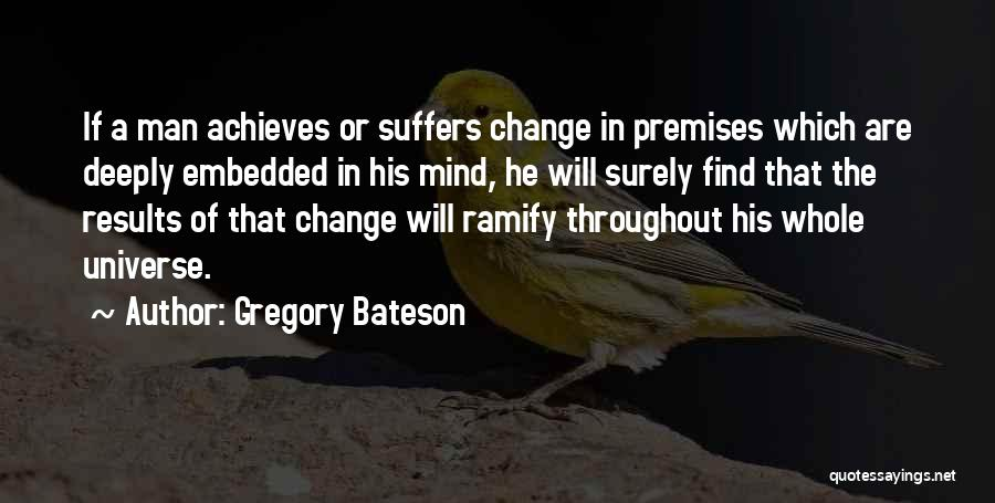 Gregory Bateson Quotes 1539917