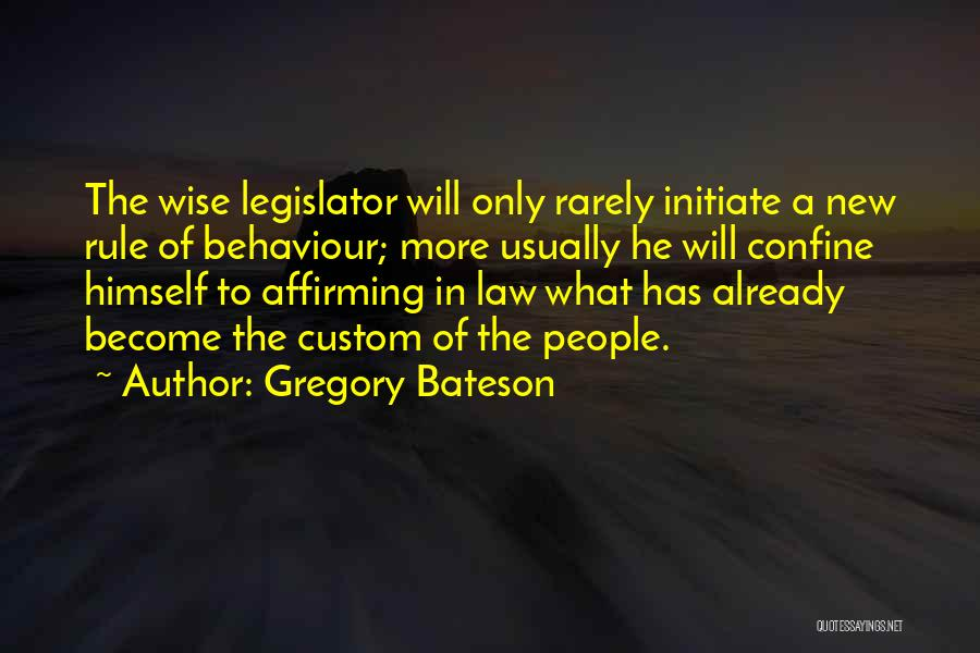 Gregory Bateson Quotes 1641498