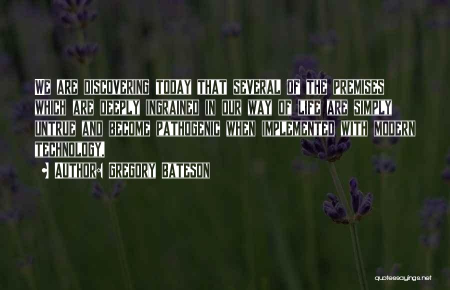 Gregory Bateson Quotes 2086631