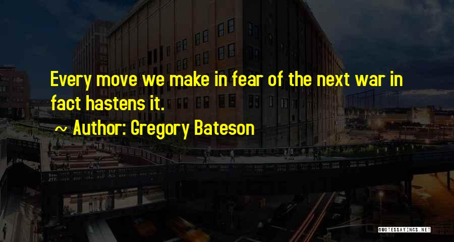 Gregory Bateson Quotes 2107218