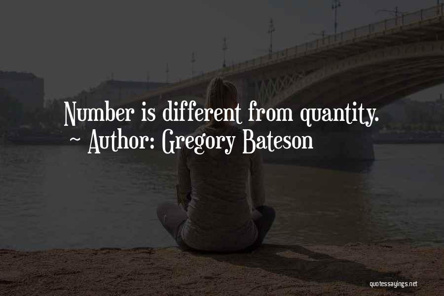 Gregory Bateson Quotes 342365