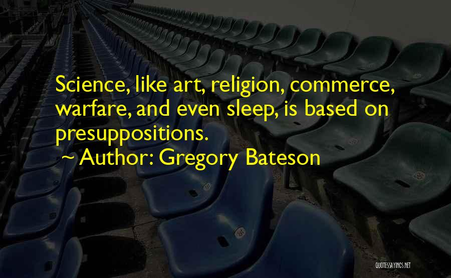 Gregory Bateson Quotes 487608