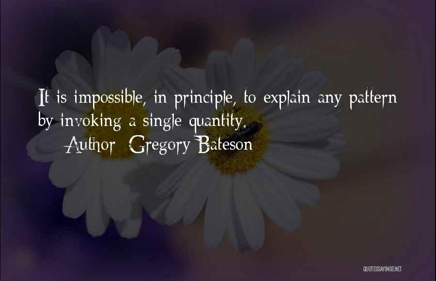 Gregory Bateson Quotes 622849
