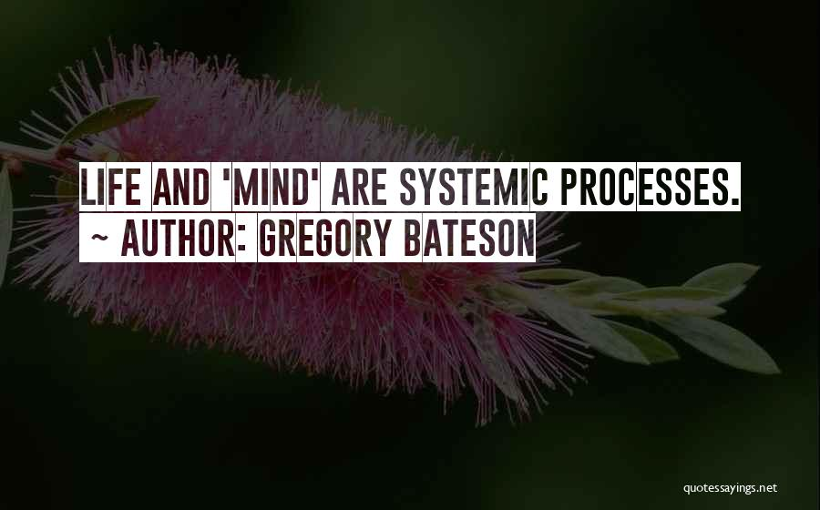 Gregory Bateson Quotes 658823