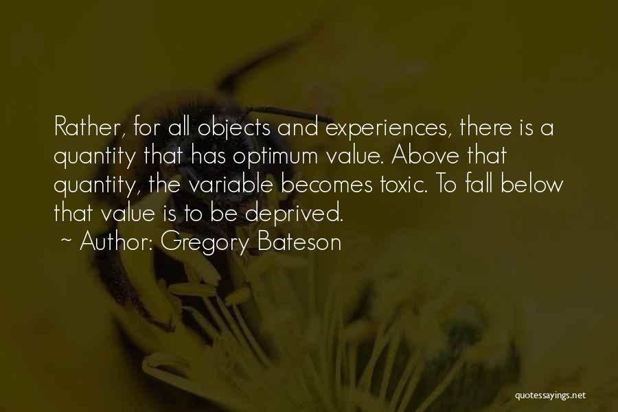 Gregory Bateson Quotes 677837