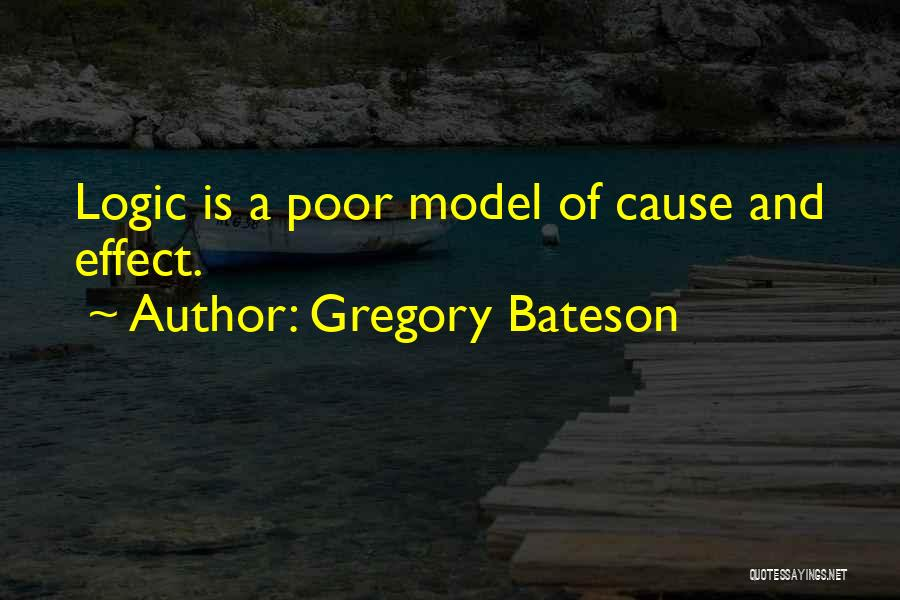 Gregory Bateson Quotes 680030
