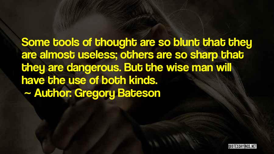 Gregory Bateson Quotes 992136